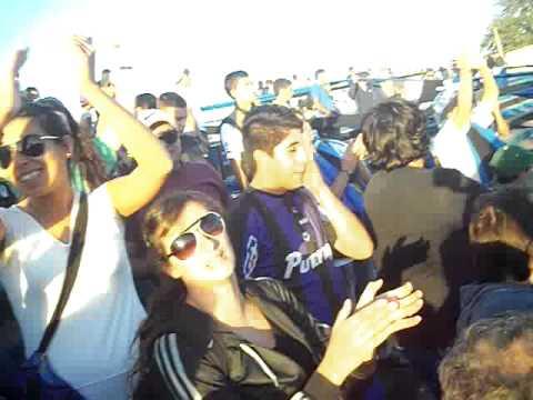 LIVERPOOL 2 - 1 CERRO FECHA 7 CLAUSURA 2012 | FESTEJOS - Los Negros de la Cuchilla - Liverpool de Montevideo