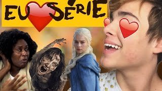 Olar,me siga nas minhas redes sociais :) -séries citadas : the walking dead orange is the new black scream making a murder grey´s anatomy sense8 residue how ...