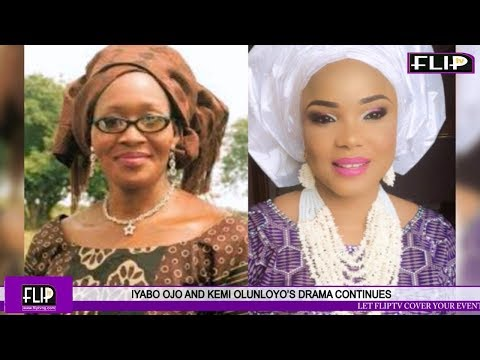 IYABO OJO AND KEMI OLUNLOYO'S DRAMA CONTINUES + MERCY AIGBE DENIES GOVERNOR BOUGHT HER HOUSE