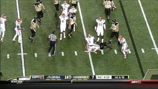 Jon Bostic vs Vanderbilt (2012)