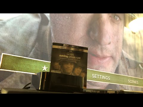 Saving Private Ryan |■Apple TV 4K Vs UHD Blu-Ray Disc [] Dolby Vision