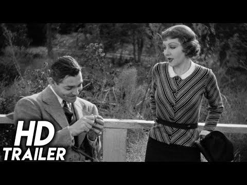 It Happened One Night (1934) ORIGINAL TRAILER [HD 1080p]