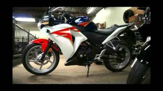 10. 2012 CBR250R Tri Color - Review Second Look