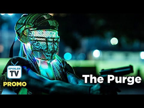 "The Purge 1x09 Promo ""I Will Participate"""