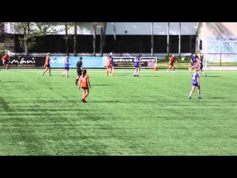 Phoebe Carter - Women's Soccer 2017 International Prospect