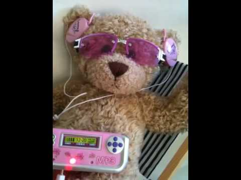 Teddy Bear Mp3 Player