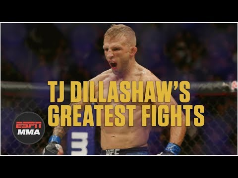 TJ Dillashaw's greatest fights   Highlights   ESPN MMA
