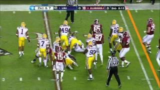 Trent Richardson vs LSU (2011)
