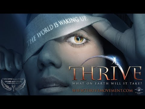 THRIVE - Full Movie Deutsch - 2. Platz Cosmic Angel Jury Award 2012