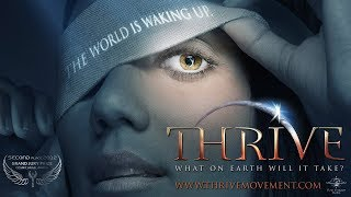 THRIVE Full Movie Deutsch  2. Platz Cosmic Angel Jury Award 2012