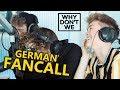 WHY DON'T WE - Sprich Deutschlich - Fancall