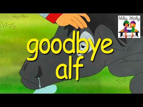 Milly Molly | Goodbye Alf | S2E26