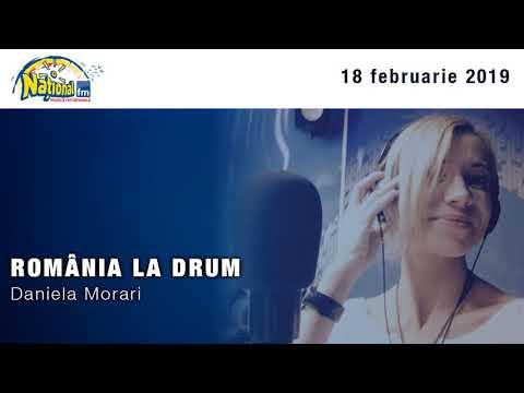 Romania la drum - 18 februarie 2019