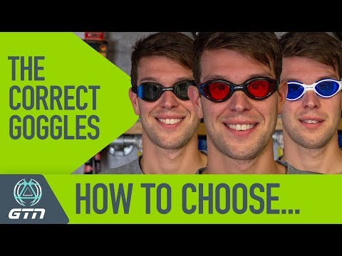 What Are The Best Swimming Goggles For You? | How To Choose A Goggle Lens Color