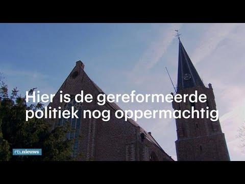In Reimerswaal is de gereformeerde politiek opperm - RTL NIEUWS