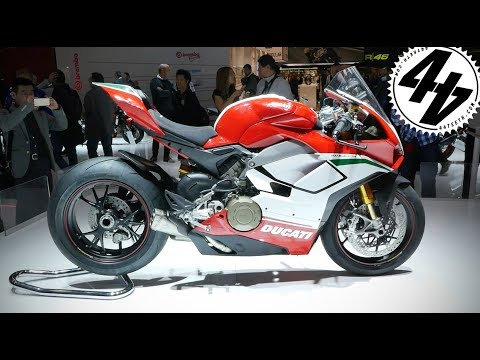 Download Hottest Bikes of 2018 at EICMA HD Mp4 3GP Video and MP3
