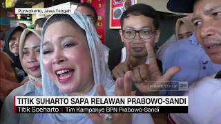 Download Video Titik Suharto Sapa Relawan Prabowo-Sandi MP3 3GP MP4