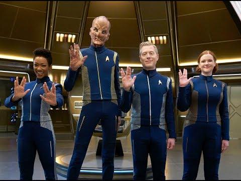 Carpool Karaoke: The Series - Cast of Star Trek: Discovery