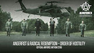 Video Angerfist & Radical Redemption - Order Of Hostility (Official AIRFORCE Anthem 2016) MP3, 3GP, MP4, WEBM, AVI, FLV Desember 2017