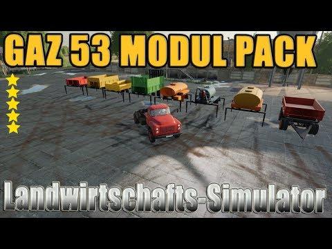 GAZ53 Modul Pack Hot fix v1.0.1