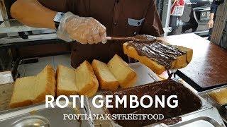 Video Rela Antri Untuk Menikmati ROTI GEMBONG KOTARAJA | Pontianak Street Food MP3, 3GP, MP4, WEBM, AVI, FLV Oktober 2018