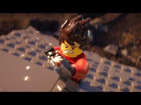 The Lego Ninjago Movie (TV Spot 'Me & My Minifig: Michael Pena')