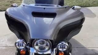 3. 2016 Harley Davidson Ultra Limited Low FLHTKL