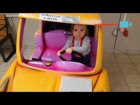 Amálka taxikářem