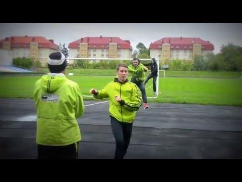 Відео підготовчого збору спортсменів Спортивного Клубу