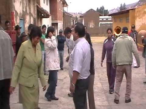 GRAN BANDA SHOW FILARMONICA HUASTA - Plantita de Maguey (Recuay 2012)