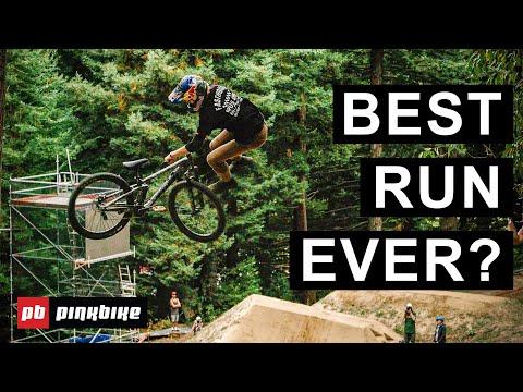 Emil Johansson Best Slopestyle Run Ever? | Embedded S2 EP1