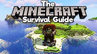 Pillager Raid Farm, Pt.1! • The Minecraft Survival Guide (Tutorial Let's Play) [Part 238]