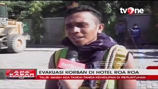Video Relawan: Suara Rintihan Korban Terdengar di Bawah Reruntuhan Hotel Roa Roa MP3, 3GP, MP4, WEBM, AVI, FLV Mei 2019