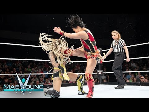 Meiko Satomura Vs. Lacey Lane - Quarterfinal Match: Mae Young Classic, Oct. 17, 2018