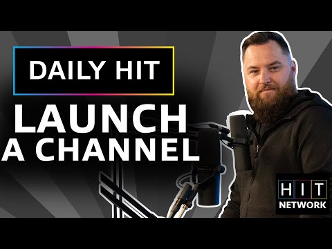 Best Way to Grow a Network (Start a New Channel) Daily HIT 009