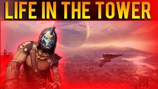 Destiny - Life In The Tower - Timelapse - Goodbye Year 1