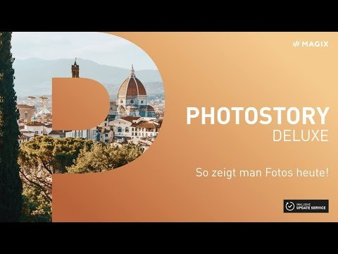 MAGIX Photostory Deluxe – Slideshows: Stunningly simple (2019)