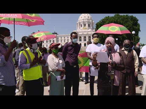 MN's Oromo community seeks justice