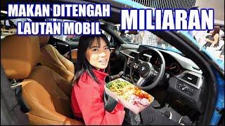 Video MAKAN BAR-BAR DI TENGAH MOBIL MILIARAN MP3, 3GP, MP4, WEBM, AVI, FLV Maret 2019