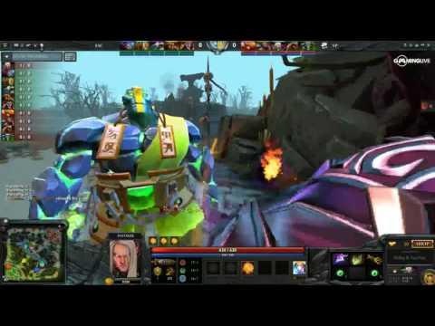 [The International 6 EU Qualifier] Escape Gaming vs Virtus.Pro – Dota 2 FR