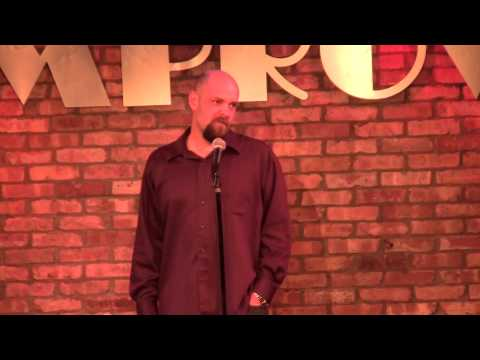 Comedian Bill Blank - Smelling Sex