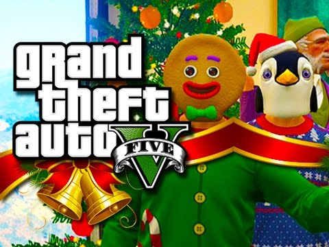 5 - GTA 5 Christmas Funny Moments and Skits! Like the video if you enjoyed! Thanks! 5% Off Astro Gaming Headsets: http://bit.ly/10kbOC5 Deluxe's Channel: http://www.youtube.com/user/TheDeluxe4...