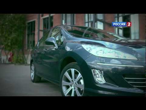 Peugeot 408 Тест-драйв Peugeot 408 2012 // АвтоВести 69