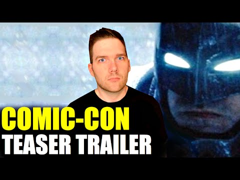 Batman v Superman Comic-Con Trailer – Review