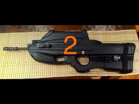 FNH FS2000 Bullpup Rifle Review Part 2