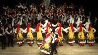 أمسية فنية راقية مع الفن والتراث الأصيل للشعب البلغاري