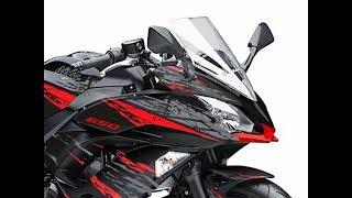 9. NEW Ninja 650 Black Street | 2019 Kawasaki Ninja 650 Black Street | 2019 Kawasaki SportBike 650cc