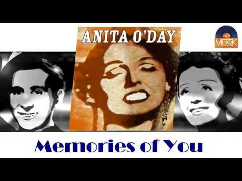 Tekst piosenki Anita O'Day - Memories of You po polsku