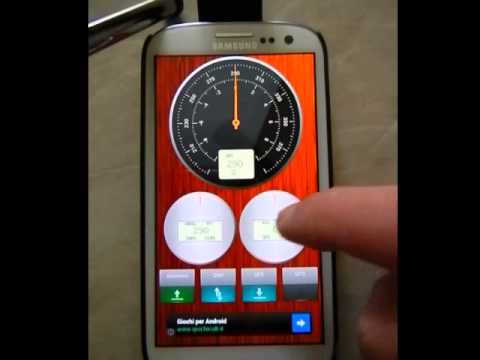 Video of Barometer & Altimeter