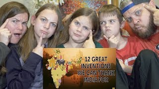 Video 12 Inventions from India | American Reaction MP3, 3GP, MP4, WEBM, AVI, FLV Maret 2019